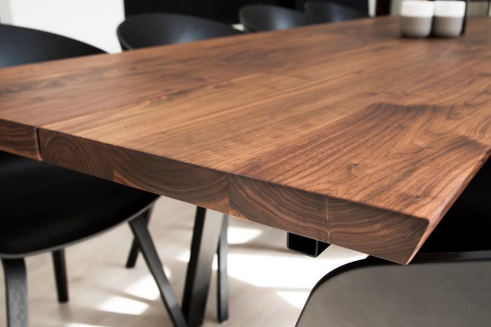 Heimdal plankebord i valnød træsort